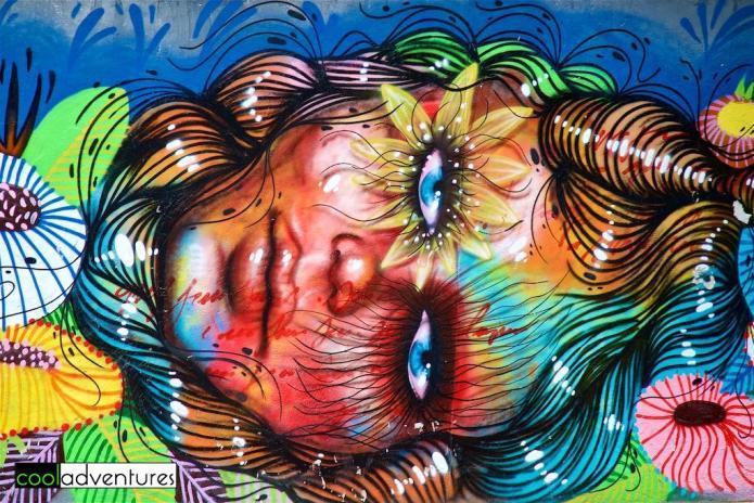 Quito, Ecuador street art