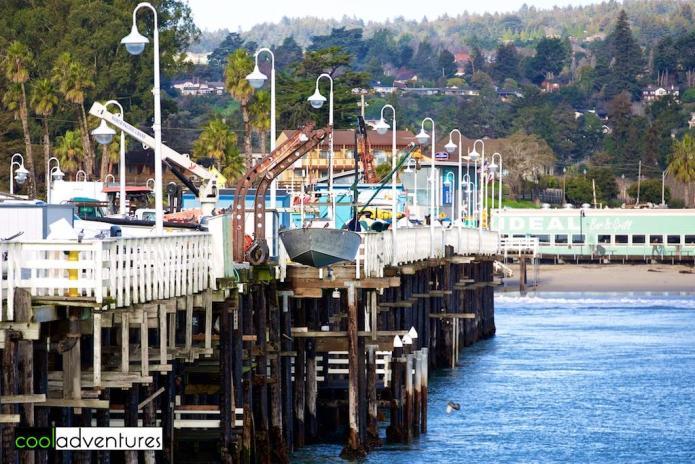 Santa Cruz Wharf, Santa Cruz, California