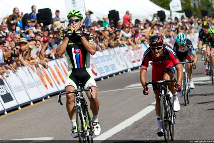 Peter Sagan , USA Pro Challenge 2013 Stage 1