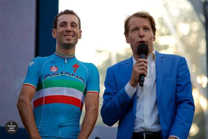 Vincenzo Nibali, Astana, Tour de France 2015, Grand Départ