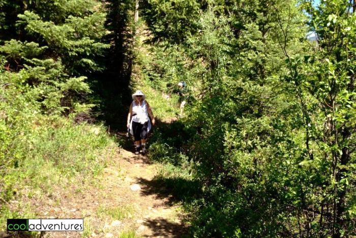 River Run Trail near Aspen, Colorado