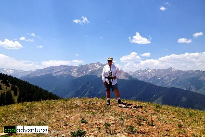 An easy hike for visitors to Aspen, Richmond Ridge