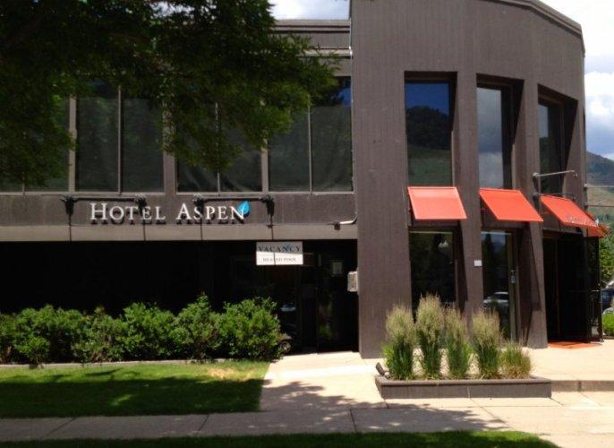 Aspen hotel: Hotel Aspen