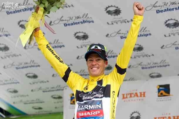 Tom Danielson, Tour of Utah 2014 Stage 6