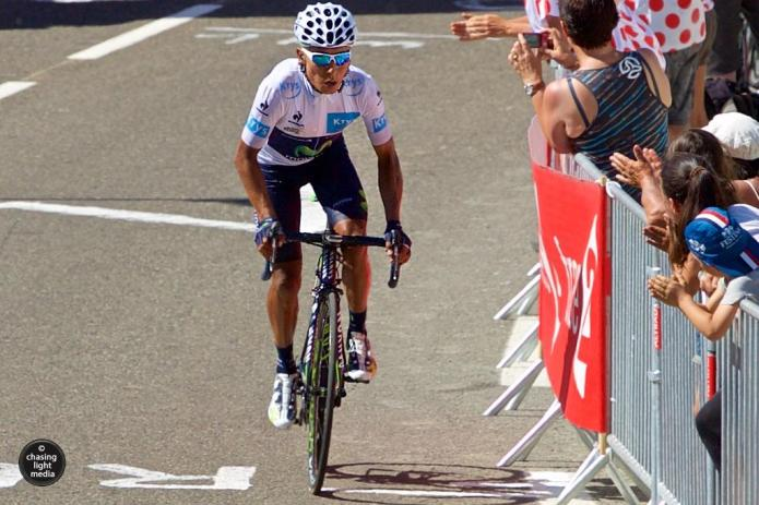 Nairo Quintana, Movistar, Tour de France 2015 Stage 10