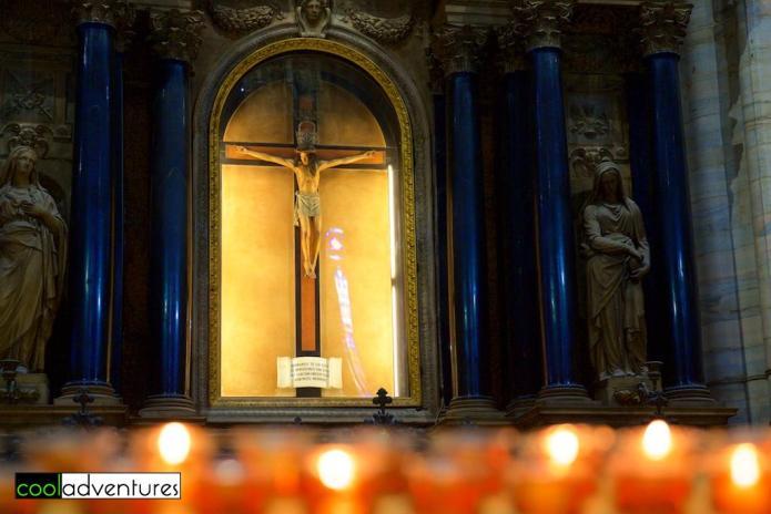 The Duomo, Milan Italy