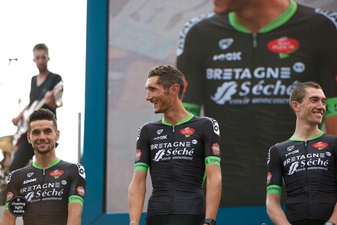 Bretagne-Séché Environnement, Tour de France 2015, Grand Départ