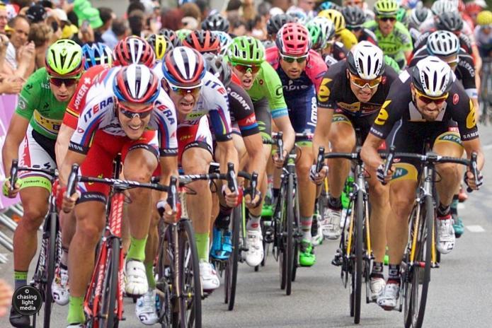 Tour de France 2015 Stage 15 500m