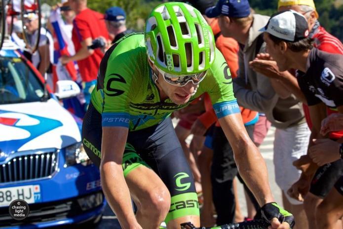 Ryder Hesjedal, Cannondale-Garmin, Tour de France 2015 Stage 20 Alpe d'Huez