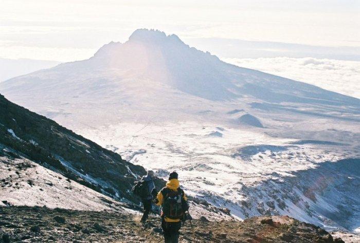 Kilimanjaro Machame Route Day 6
