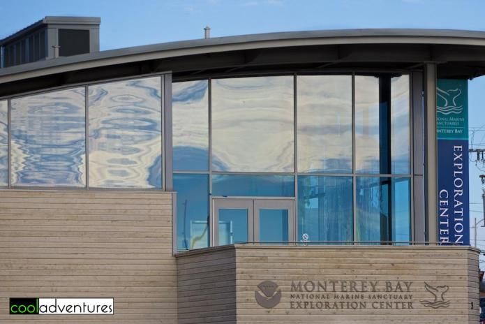 Monterey Bay National Marine Sanctuary Exploration Center, Santa Cruz, California