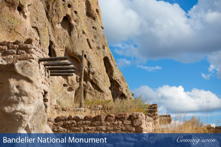 Bandelier National Monument photographs taken by Chasing Light Media