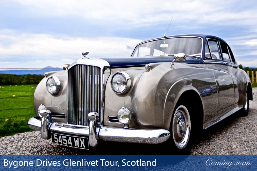 Bygone Drives Glenlivet Tour, Scotland photographs taken by Chasing Light Media