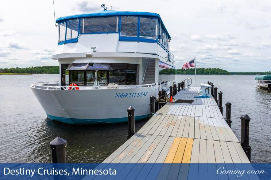Destiny Cruises, Minnesota photographs taken by Chasing Light Media