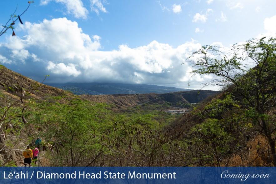 Lē'ahi / Diamond Head State Monument photographs taken by Chasing Light Media