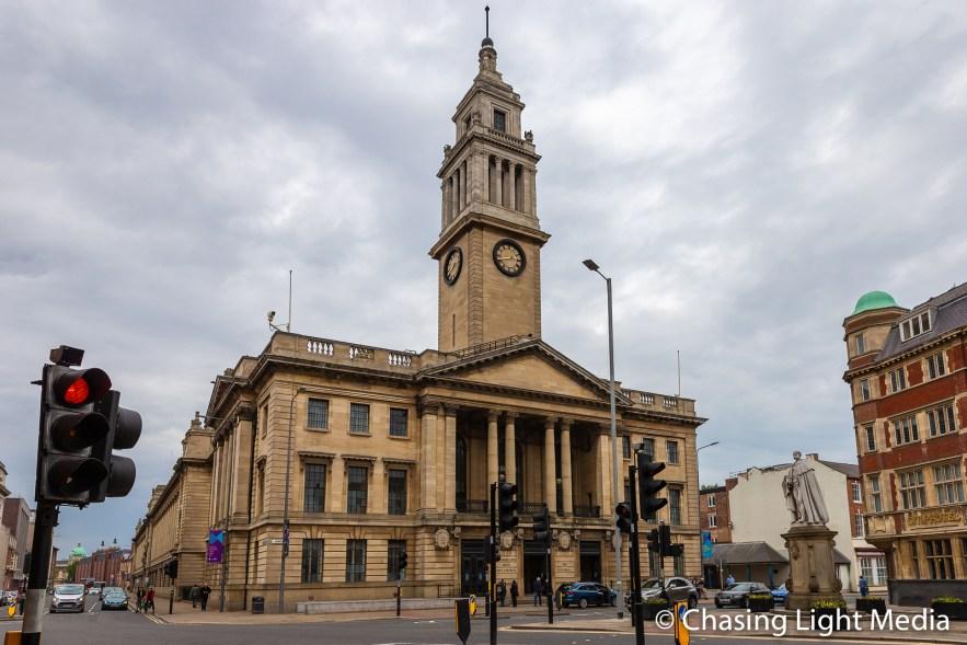 Guildhall, Hull, England