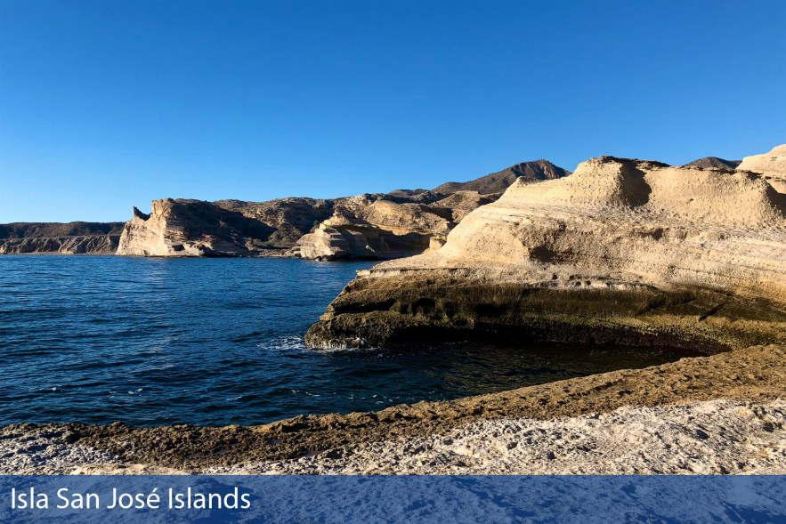 Isla San José Islands, Baja California, photographs taken by Chasing Light Media