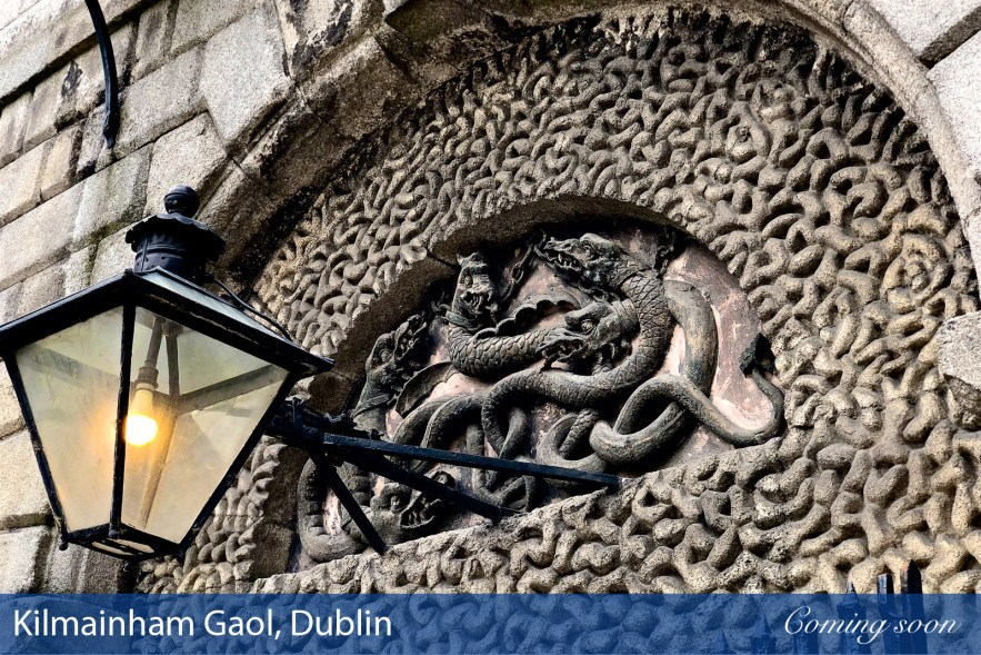 Kilmainham Gaol, Dublin photographs taken by Chasing Light Media