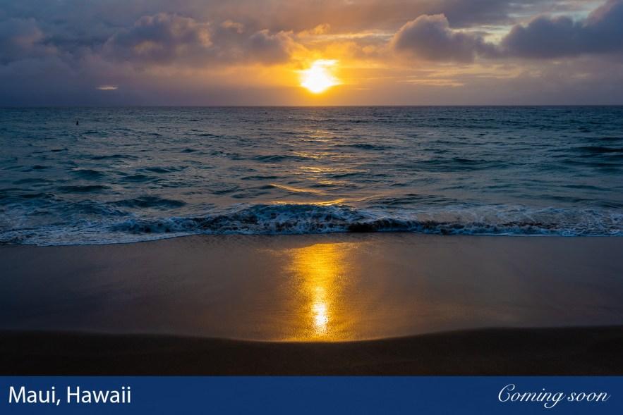 Maui, Hawaii photographs taken by Chasing Light Media