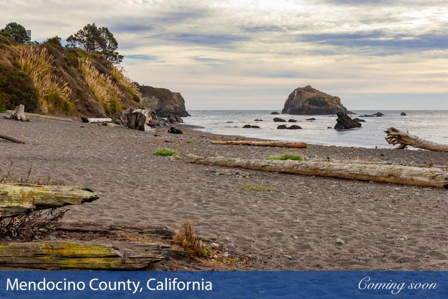 Mendocino County, California photographs taken by Chasing Light Media