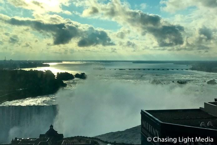 Niagara Falls at Sunrise