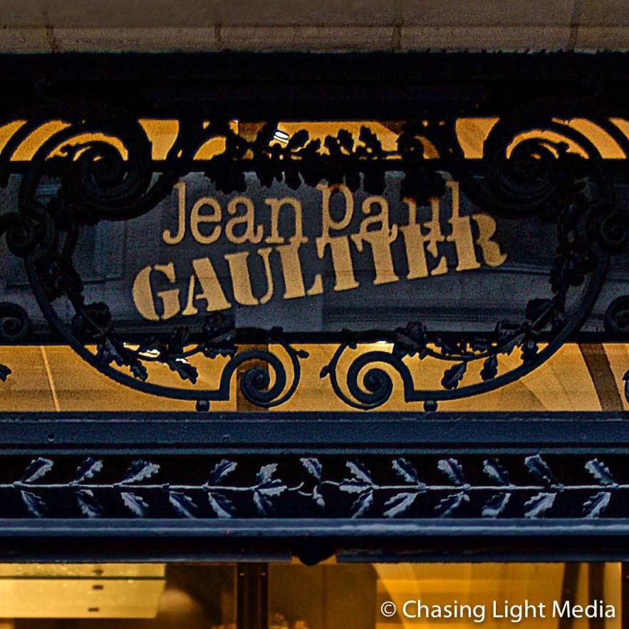 John Paul Gaultier Show, Paris Fashion Week 2017, Paris, France Photo: Kimberli Hull © Chasing Light Media