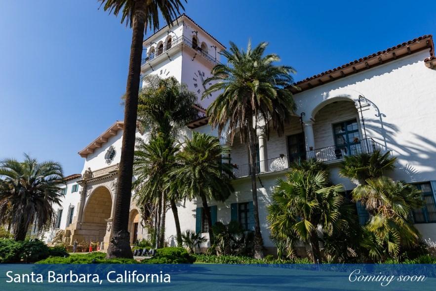 Santa Barbara, California photographs taken by Chasing Light Media