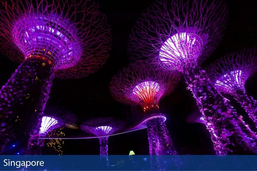 Singapore photographs taken by Chasing Light Media