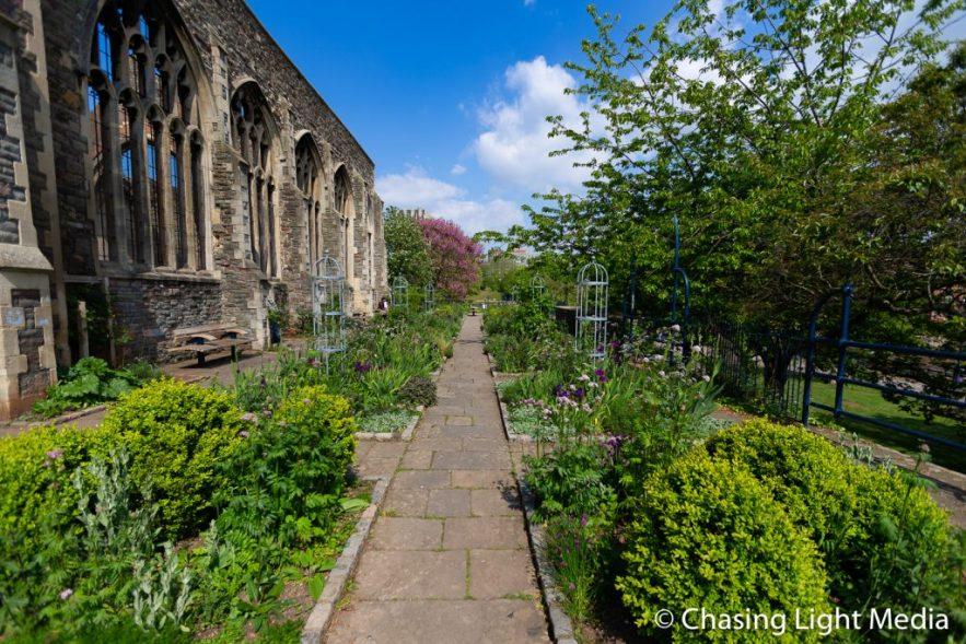 Gardens at Castle ParkBristol, England