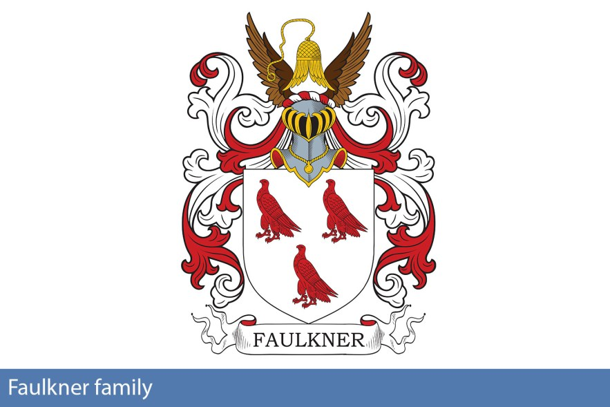 Faulkner family research