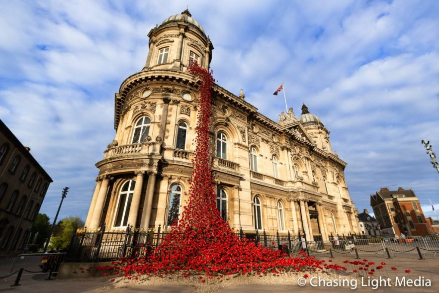 Poppies Weeping Window, Hull, England