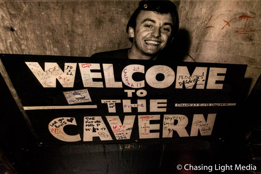 Welcome to the Cavern, The Cavern Club