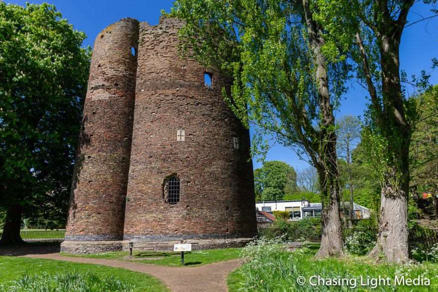 Cow Tower, Norwich, England