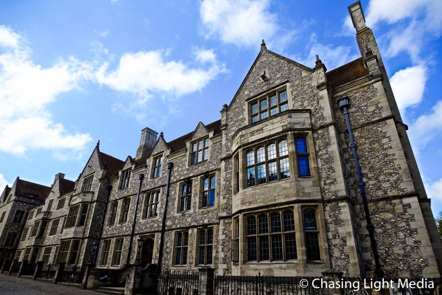 Winchester Castle, Castle Avenue, Winchester, England