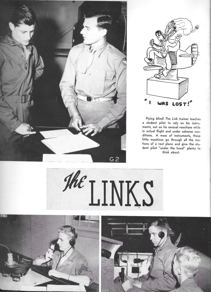 Independence Army Flying School 1943, The Links