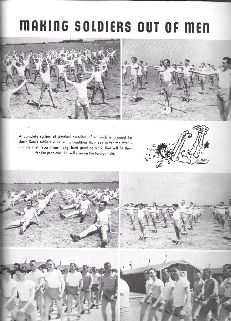 Independence Army Flying School 1943, Making Soldiers Out of Men
