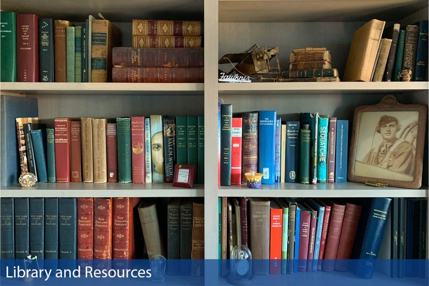 Library and Resources