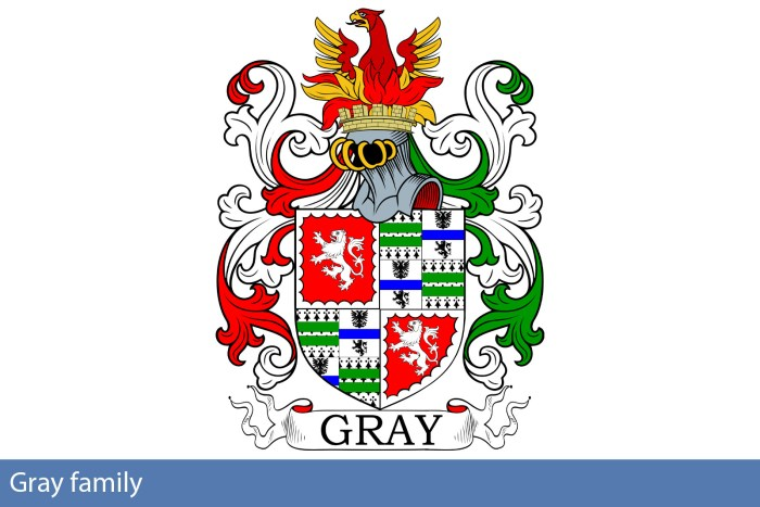 Gray family research