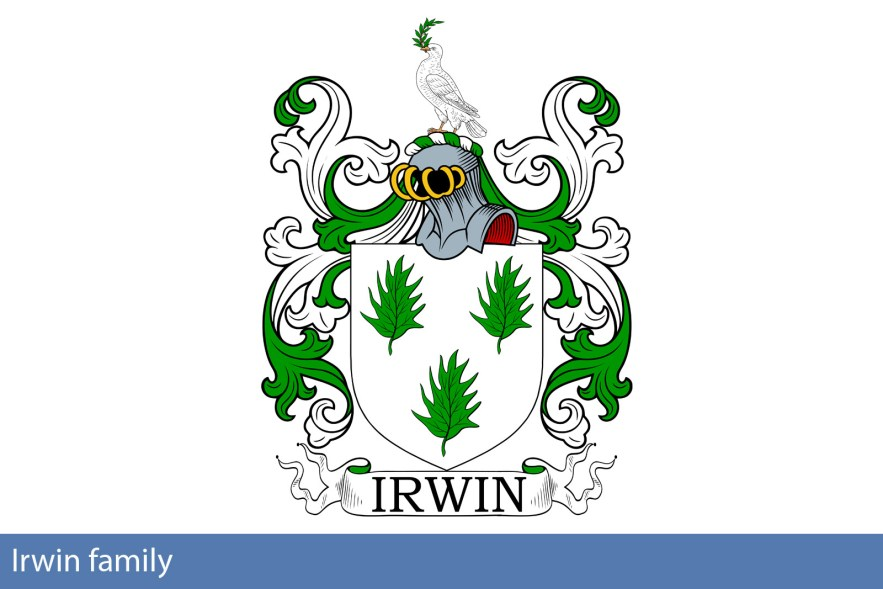 Irwin family research