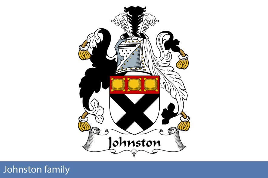 Johnston family research