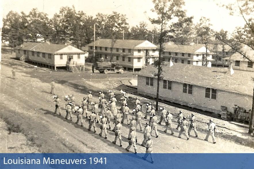 Louisiana Maneuvers 1941 photos