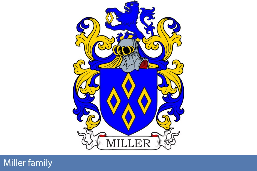 Miller family research