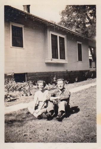Eleanor and Hanley Baird, ca. 1940
