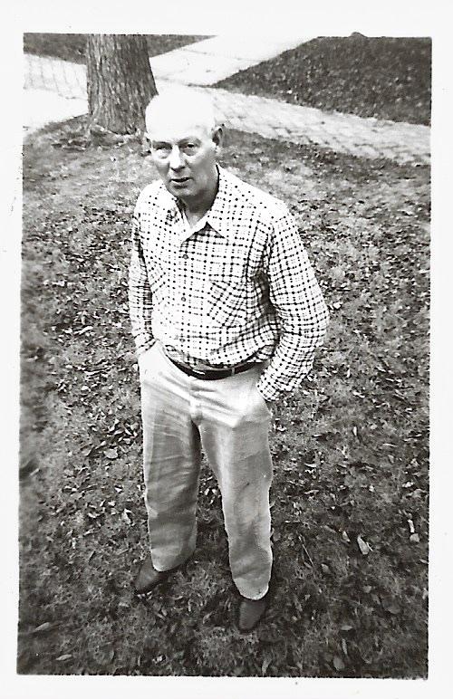 William Walker Phillis, photo dated 1947, Independence, Kansas