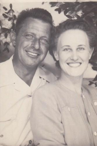 Hanley and Eleanor Phillis Baird, ca. 1940s