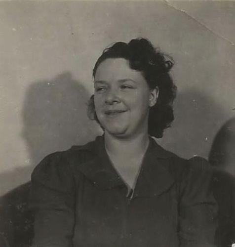Frances May Faulkner Fancher (1909-1951)