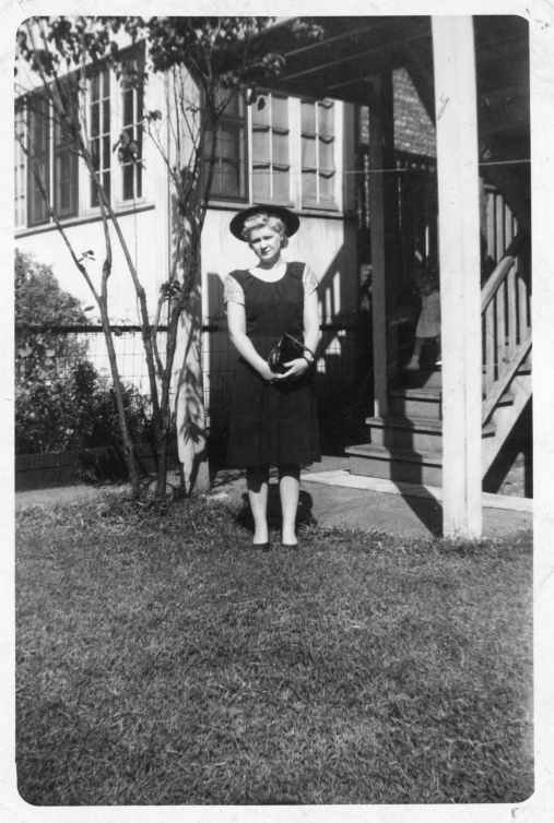 Hazel Eleanor Bradshaw, ca. 1930s