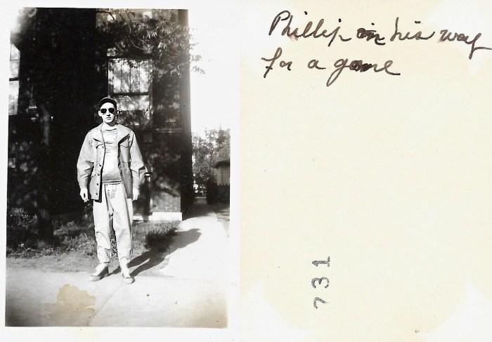 Philip Lawrence Faulkner, ca. 1940s, Chicago