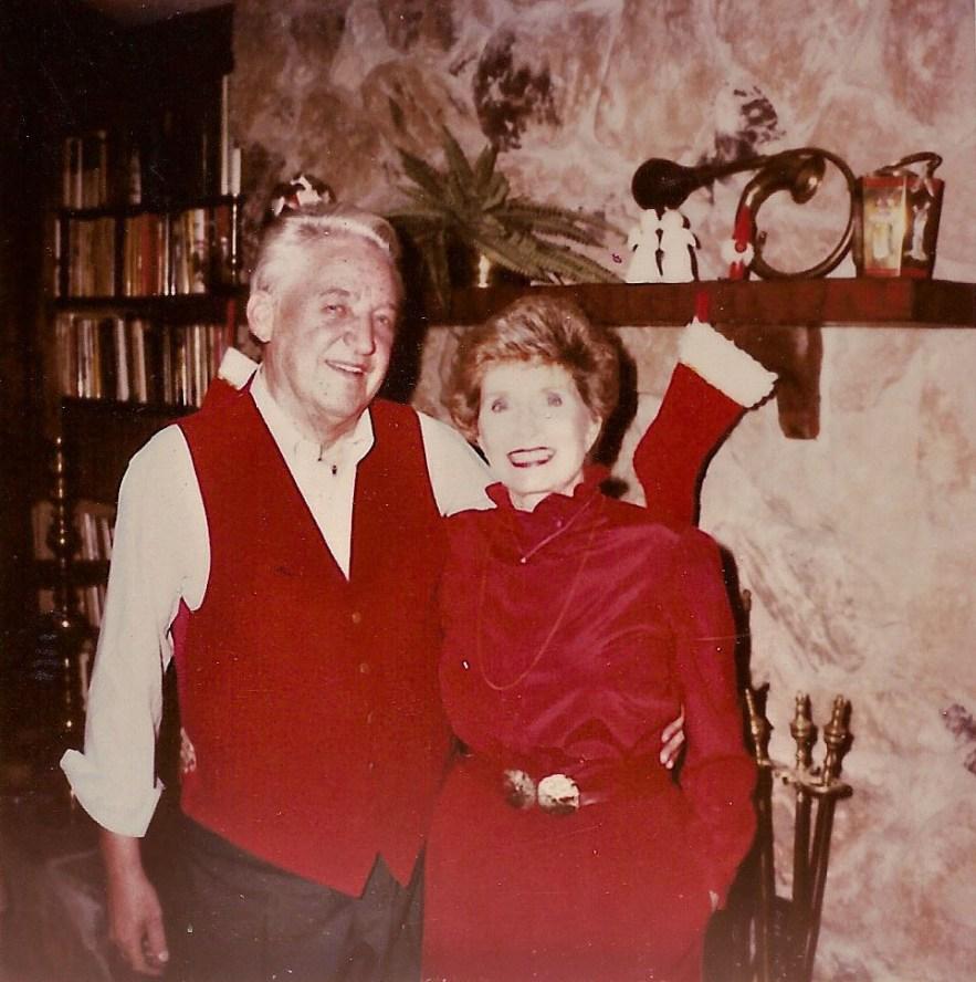 Phil and Dorothy Faulkner, 1984