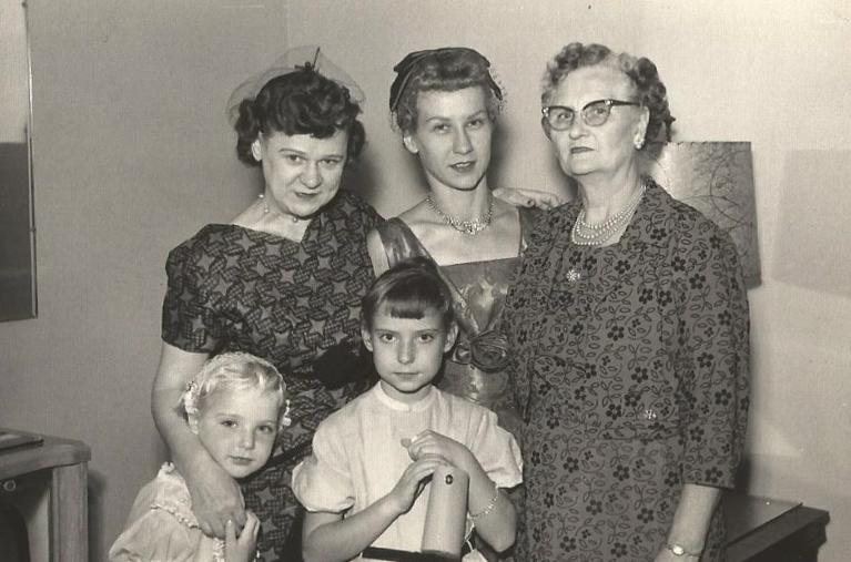 Silva, Hazel, Nancy, Debra & Donna